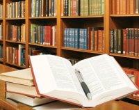 Кітапханада кітап іздеу